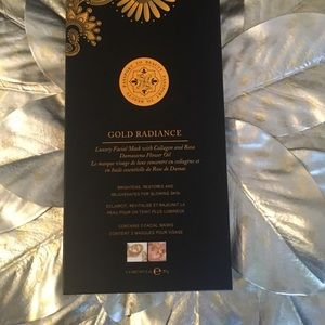 Other - Lux Gold facial masks